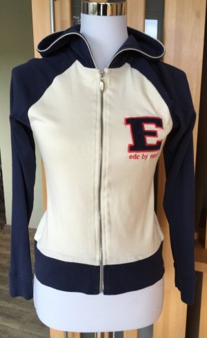 Edc Esprit Hooded Sweatshirt multicolored cotton