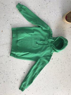 angelo litrico Sweatshirt met capuchon neon groen