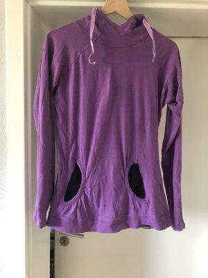 Greenality Jersey con capucha púrpura-lila