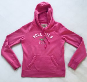 Hoodie / Kapuzenpullover / Sweatshirt, Hollister, Pink, Gr. S