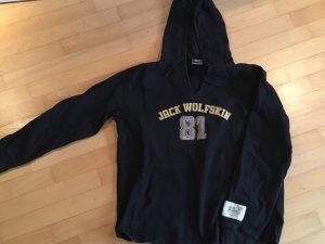 Hoodie L schwarz Jack Wolfskin