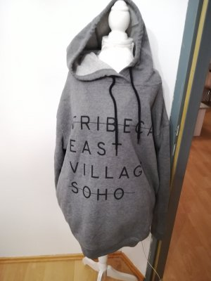 Primark Hooded Sweater grey