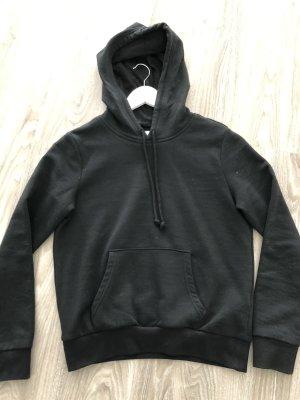 H&M Jersey con capucha negro