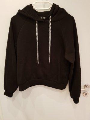 Hoodie Sweater Sweatshirt mit Kette