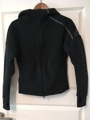 Hoodie Sweatjacke von Adidas Gr S
