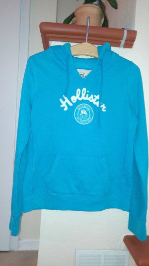 Hoodie, Sweatshirt,  Hollister, gr.L, in blau