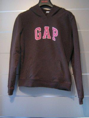 Hoodie / Sweatshirt / Pullover / Sweater von Gap, braun, Größe S
