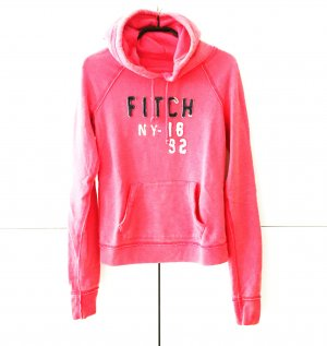 hoodie von A & F im used look