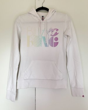 Billabong Hooded Sweater white