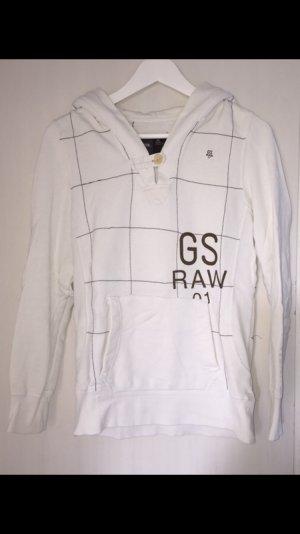 G-Star Jersey con capucha blanco Algodón