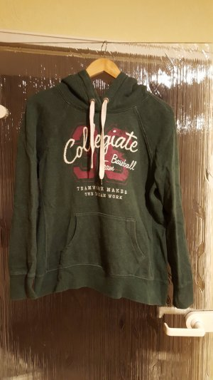 H&M L.O.G.G. Capuchon sweater bos Groen