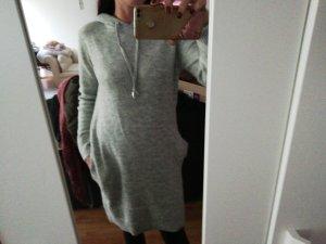Primark Abito maglione grigio chiaro