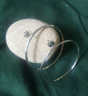 Hoop-Ohrringe in L-Größe