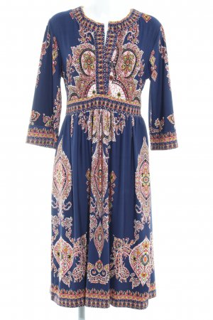 HOPE Hippie Dress Aztec pattern hippie style