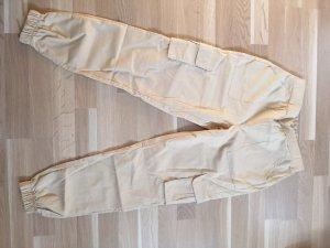 Amazone Stoffen broek licht beige-beige