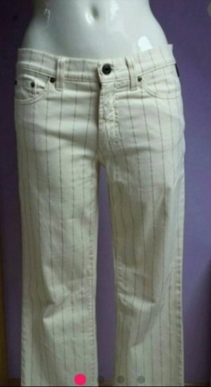 Versace Jeans Trousers cream