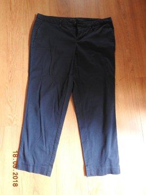 Yessica 3/4-broek donkerblauw
