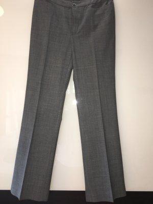 Oui Pantalone jersey grigio
