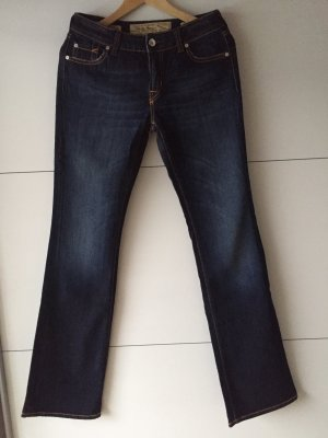 Jacob Cohen Low Rise jeans donkerblauw