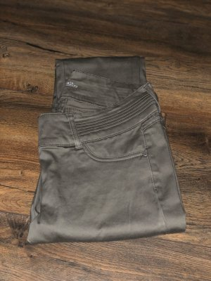 Stretch Trousers green grey