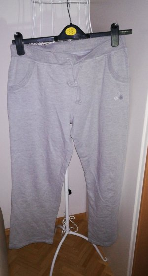 Sweat Pants silver-colored