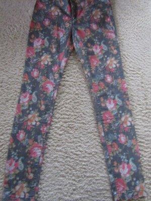 Be only Pantalon multicolore tissu mixte