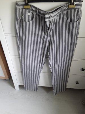 Gerry Weber Pantalon cinq poches gris clair-gris
