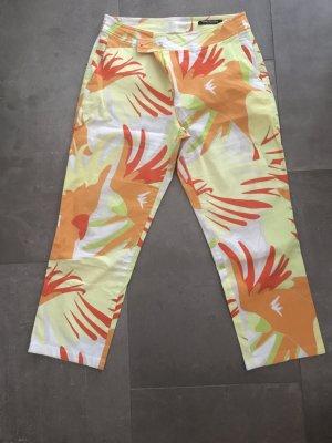 Betty Barclay Pantalone a 7/8 multicolore Cotone