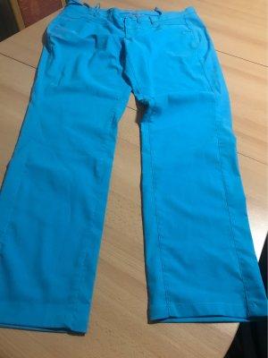 b.p.c. Bonprix Collection Linen Pants cornflower blue
