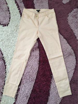H&M pantalón de cintura baja rosa