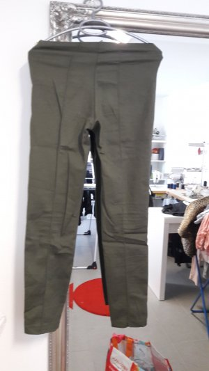 & other stories Stretch Trousers green grey