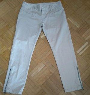 Vero Moda Pantalon 3/4 crème