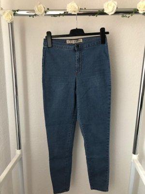 Denim Co. Pantalone a vita alta blu fiordaliso