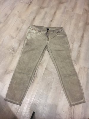 Best Connections Low Rise Jeans grey brown