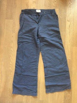 Loft Pantalon «Baggy» bleu