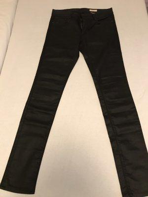 Drainpipe Trousers black
