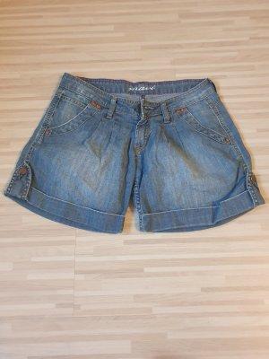 Mavi Denim Shorts blue