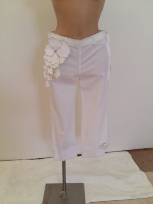 Moschino Jeans 3/4 Length Trousers white