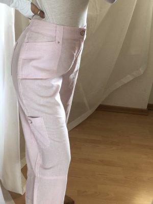 Biaggini Pantalón de lino multicolor