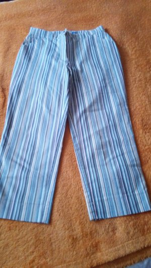 3/4 Length Trousers multicolored