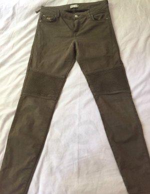 Bershka Hoge taille jeans veelkleurig