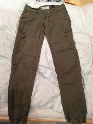 H&M L.O.G.G. Five-Pocket Trousers khaki