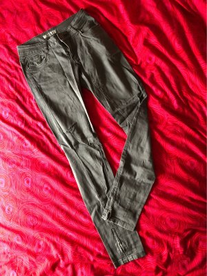 Drainpipe Trousers grey