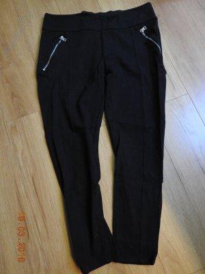 Pimkie Stretch broek zwart Gemengd weefsel