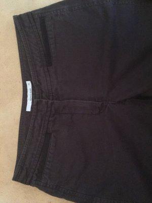 More & More Pantalón de equitación marrón-negro-marrón oscuro