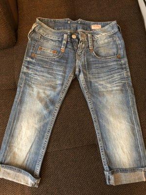 Herrlicher 3/4-jeans veelkleurig
