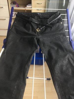 Manguun Pantalon de sport noir