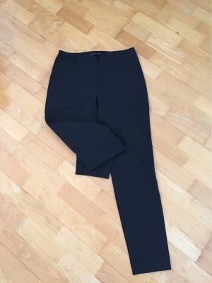 Raffaello Rossi Pantalon taille basse noir