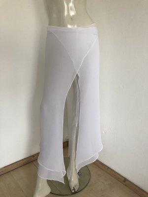 Pantalón estilo Harem blanco