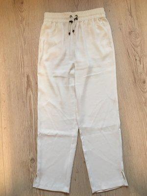 American Vintage Pantalon blanc cassé